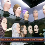 Hijab and Hijab tie band
